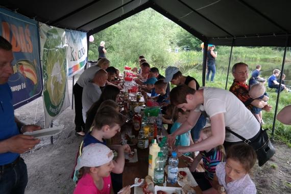 Szkółka nad wodą. Dzień Dziecka 2017
