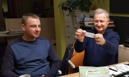 """Robert Kotyła szczęściarzem """"składkowego"""" konkursu."""