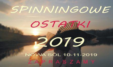 Spinningowe Ostatki 2019 – ZAPRASZAMY !
