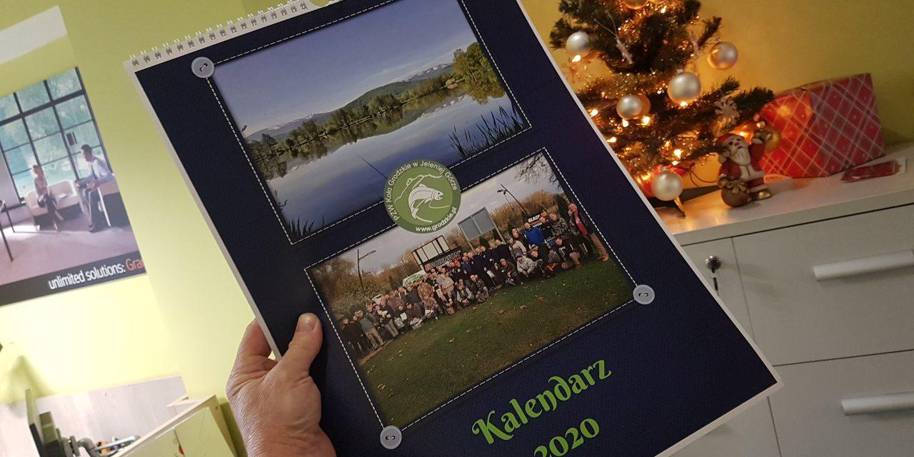 Kalendarz Koła Grodzkiego, nagrody dla uczestników konkursu.