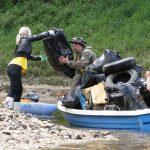 Sprzątanie brzegów Łomnicy – zaproszenie
