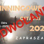 """""""Spinningowe Ostatki 2020"""" – odwołane"""