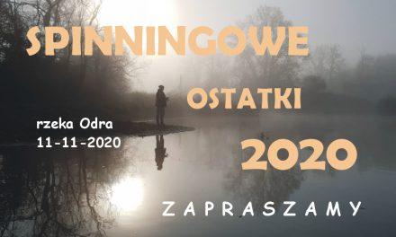 """""""Spinningowe Ostatki 2020"""" – zaproszenie"""