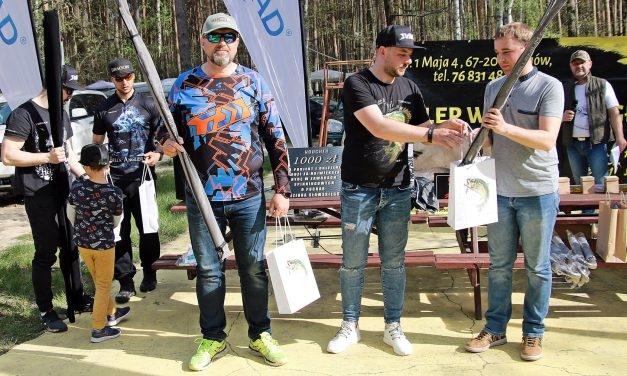 Puchar Jeziora Sławskiego – nasi na podium !