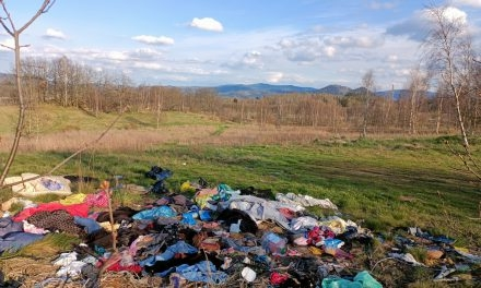 Nasze łowiska toną w śmieciach